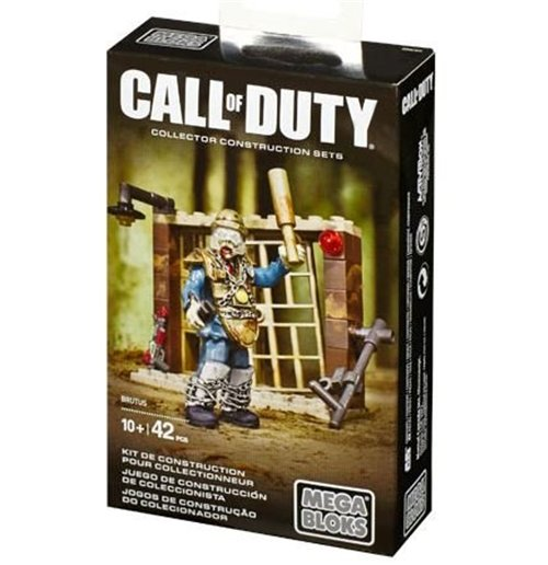 Image of Mega Bloks - Call Of Duty - Unita' Strategica - Brutus