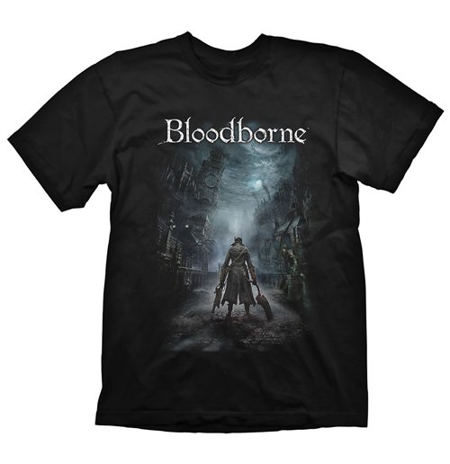 Image of T-shirt e Magliette Bloodborne 146671