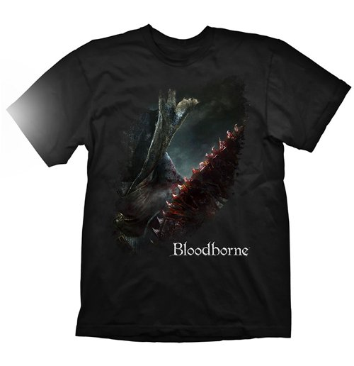 Image of T-shirt e Magliette Bloodborne 146687
