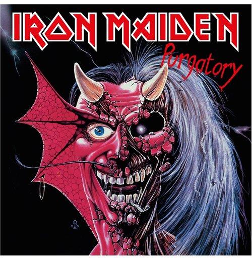 Image of Vinile Iron Maiden - Purgatory (7')