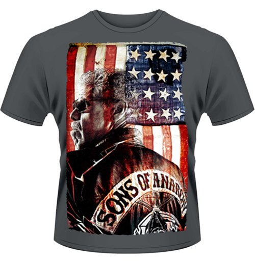 Image of Sons Of Anarchy - President (T-SHIRT Uomo )