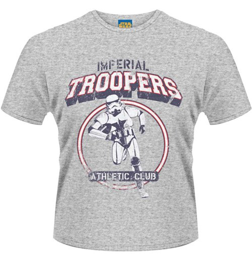 Image of Star Wars - Imperial Troopers Athletic Club (T-SHIRT Uomo )