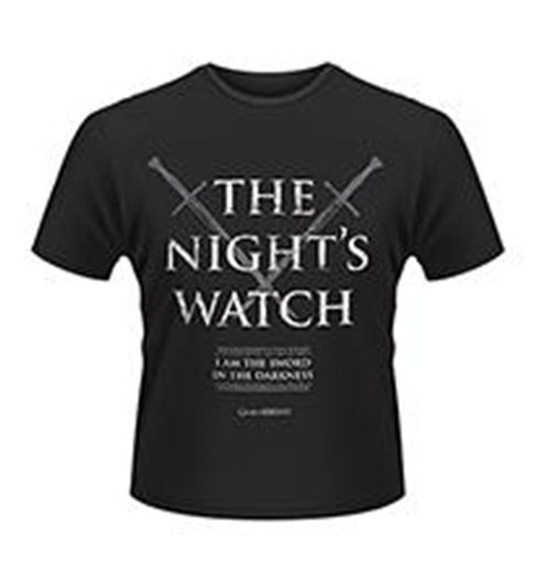 Image of Game Of Thrones - The Night Watch (T-SHIRT Uomo )