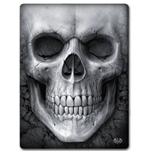 bettdecke-spiral-solemn-skull