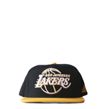 2015 LA Lakers Adidas Baseball Cap (Black)