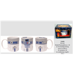 Star Wars - Tazza Di Ceramica In Rilievo R2-D2