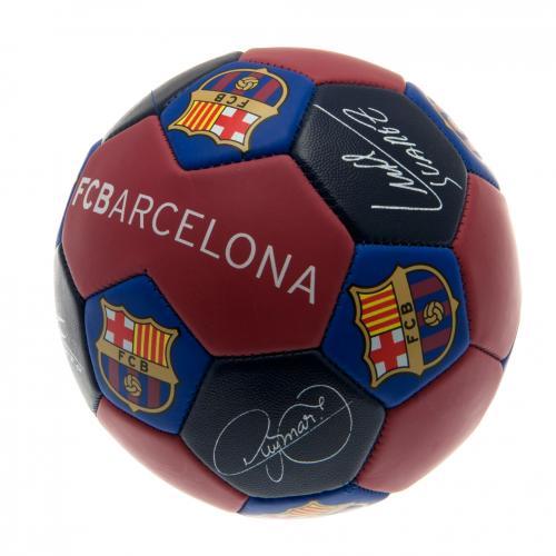 Bola FC Barcelona tamanho: 3