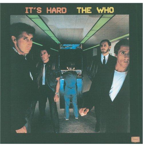 Vinil Who - It's Hard