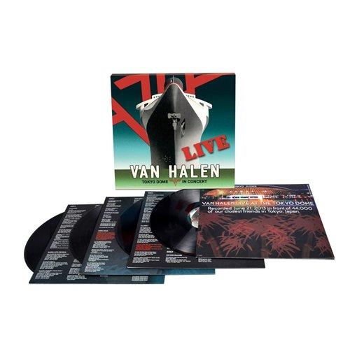 Vinil Van Halen - Tokyo Dome In Concert (4 Lp)