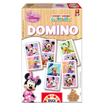 Minnie - Domino in legno