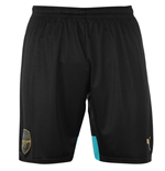 2015-2016 Arsenal Third Football Shorts (Black)
