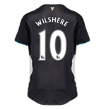 2015-2016 Arsenal Third Cup Shirt (Wilshere 10)