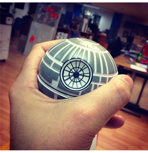 Image of Anti-stress Star Wars Death Star 8 cm