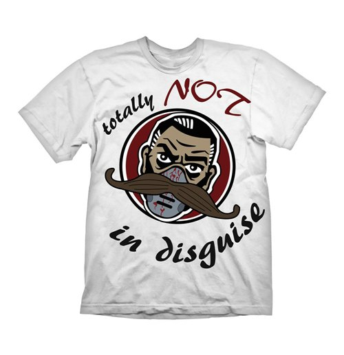Image of T-shirt Borderlands Dr. Ned Totally Not in Disguise
