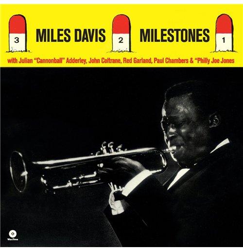 Vinil Miles Davis - Milestones