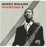 Vinile Sonny Rollins Worktime