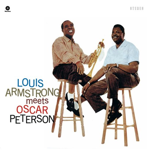 Image of Vinile Louis Armstrong / Oscar Peterson - Louis Armstrong Meets Oscar Peterson