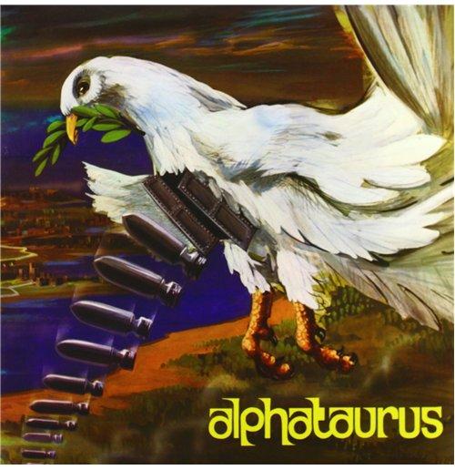 Image of Vinile Alphataurus - Alphataurus