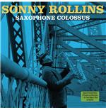 Vinile Sonny Rollins Saxophone Colossus (2 Lp)