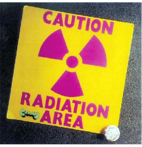 Image of Vinile Area - Caution Radiation Area (2 Lp)