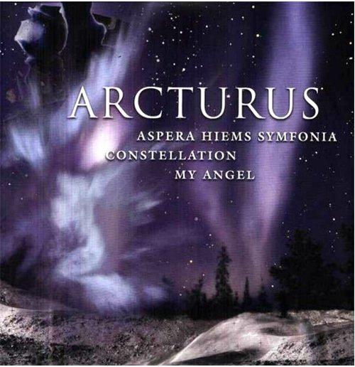 Image of Vinile Arcturus - Aspera Hiems Symfonia Constellation (2 Lp)