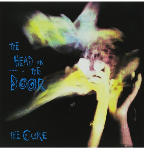 Image of Vinile Cure - The Head On The Door