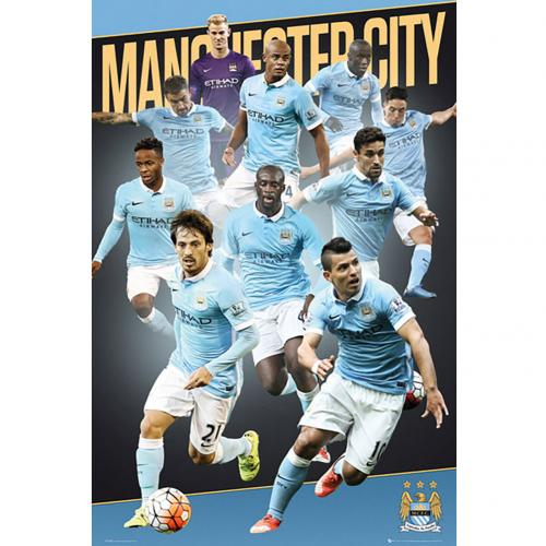 Poster Manchester City 176989