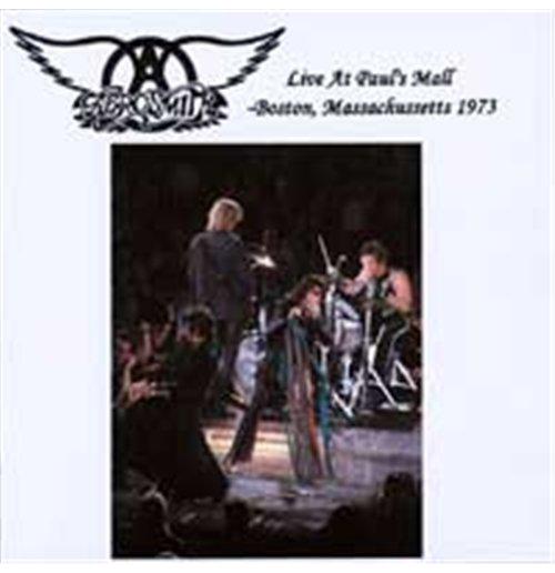 Image of Vinile Aerosmith - Live At Paul's Mall  Boston  Ma   March 20  1973