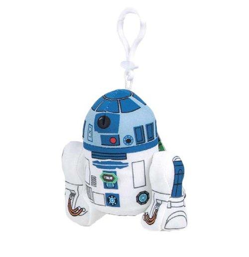 Image of Star Wars - Mini Peluche Con Clip (Assortimento)