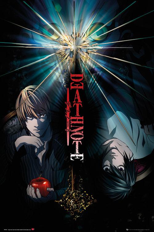 poster-death-note-duo-maxi-poster