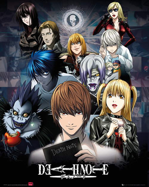 poster-death-note-collage-mini-poster