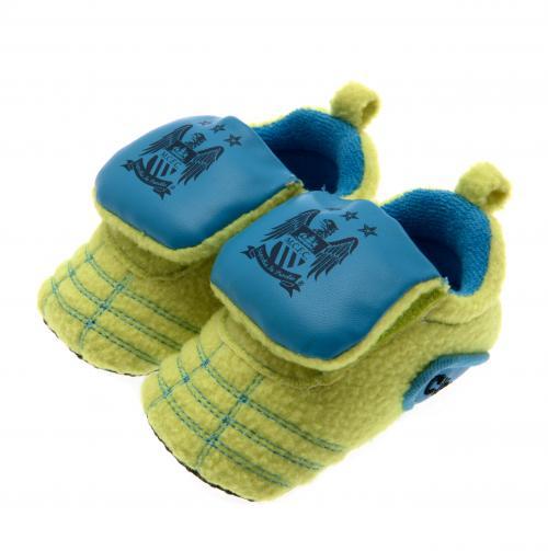 Image of Scarpe da bebè Manchester City 0/3 mesi