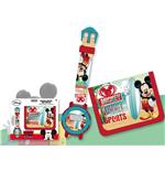 Coffret Cadeau Montre+Portefeuille Mickey Mouse