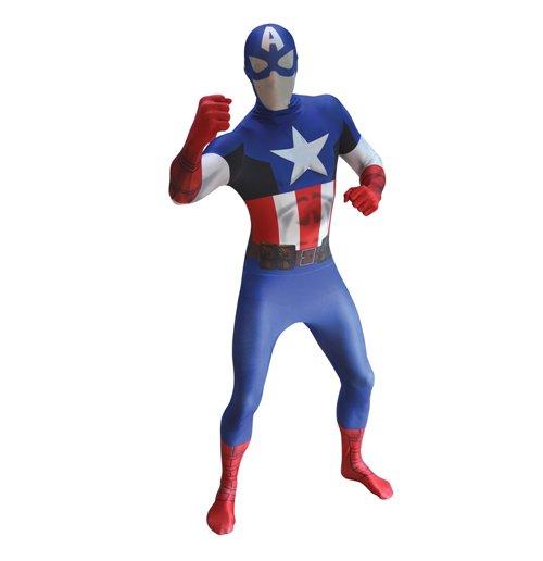 Image of Costume da carnevale Captain America 180002