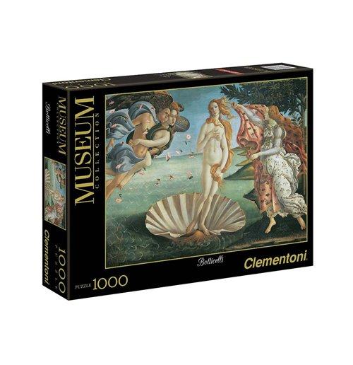 Image of Puzzle - Galleria Degli Uffizi 1000 Pz - Botticelli - Nascita Di Venere