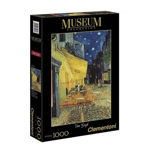 Image of Puzzle - Museo 1000 Pz - Van Gogh - Esterno Di Caffe' Di Notte