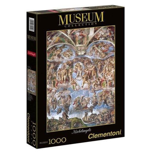 Image of Puzzle - Vaticano 1000 Pz - Michelangelo - Giudizio Universale