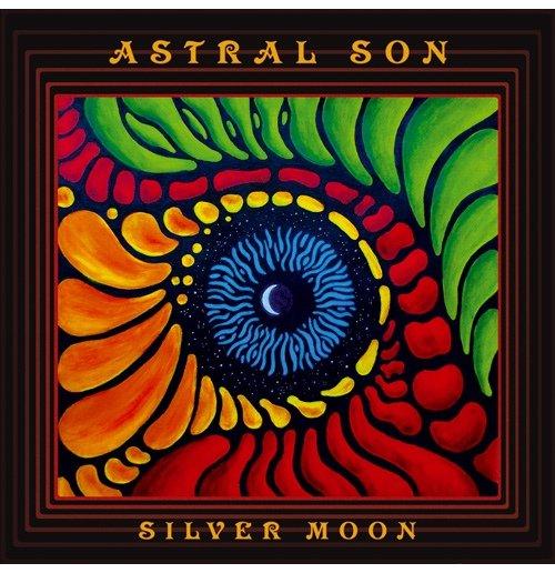 Vinil Astral Son - Silver Moon (silver/black)
