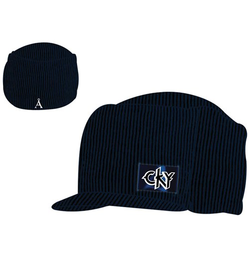 Image of Cky - Ribbed Billed Beanie (berretto)