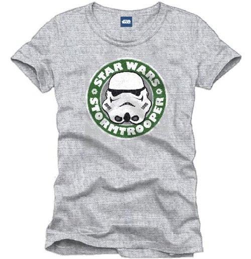 Image of T-shirt Star Wars - Stormtrooper Emblem Melange
