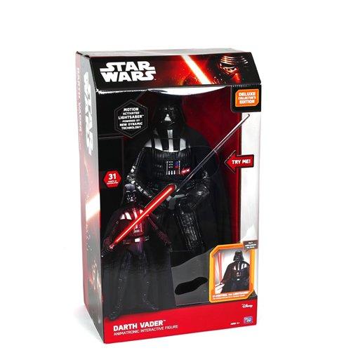 Star Wars - Personaggio Interattivo Darth Vader 43 Cm
