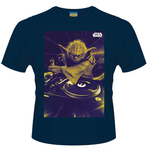 Star Wars - Dj Yoda (unisex )