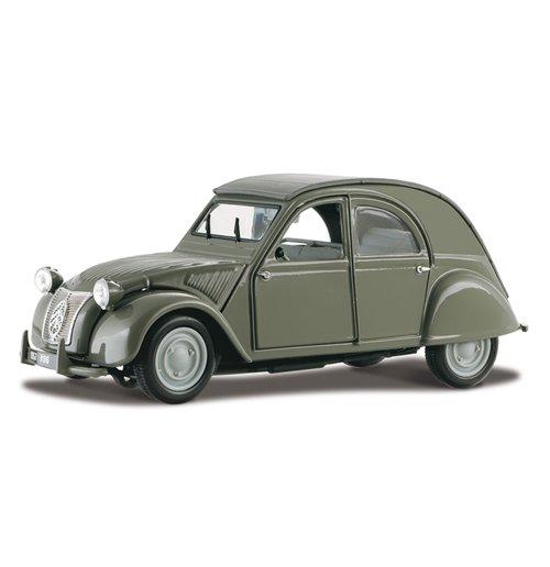 Image of Maisto - Citroen 2CV 1952 Vintage 1:18