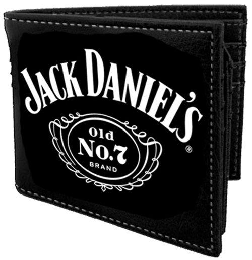 Image of Portafoglio Jack Daniel's - Bifold No. 7
