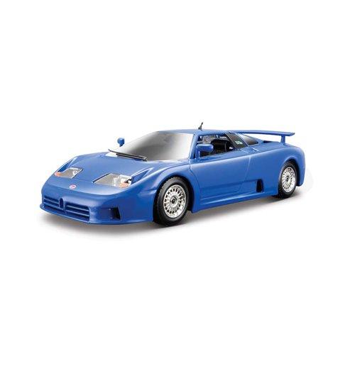 Image of Bburago - Bugatti Eb 110 1:24 (Blu)