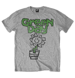 t-shirt-green-day-flower-pot-fur-manner
