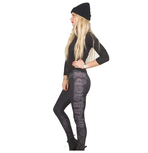 Image of Leggings Black Sabbath 185914