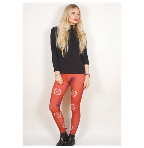 Image of Leggings Avenged Sevenfold 185935
