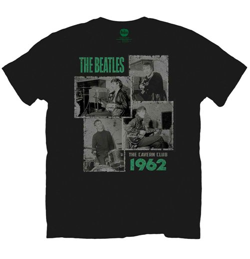 camiseta-beatles-cavern-shots-1962