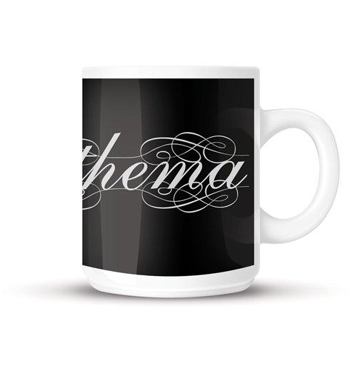 Image of Anathema Logo (Tazza)